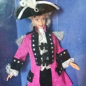 FAO Schwartz Exclusive George Washington Barbie NT